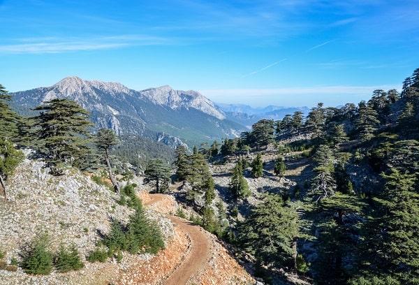 bergen-natuur-fethiye-turkije-activiteiten-vakantie