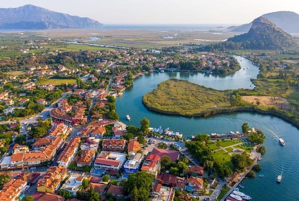 dalyan-turkije-vakantie-informatie-hotels