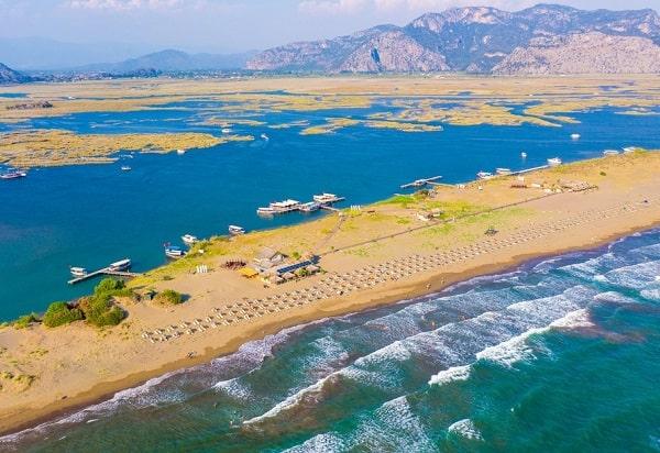 dalyan-turkije-vakantie-informatie-strand