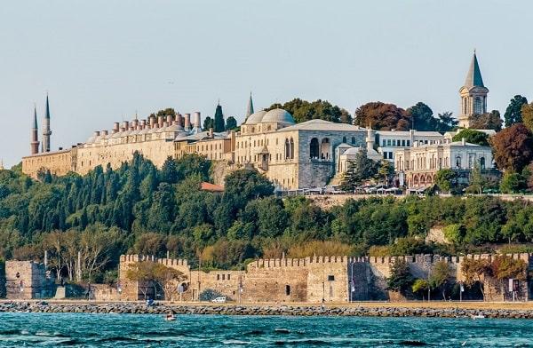 topkapi-paleis-istanbul-bezienswaardigheden